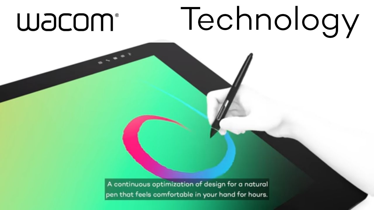 Wacom Cintiq Pro 32inch Pen & Touch Display DTH3220K0