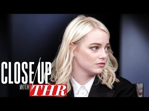 Emma Stone on Equal Pay & Harassment of Women in Hollywood | Close Up With THR
