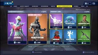 *NEW* SUGARPLUM SKIN! [December 29th ] Item Shop/ Sklep Fortnite! 29.12.2018