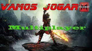 00 - Dragon Age Inquisition Detonado (Português) – Conhecendo o Modo Multiplayer