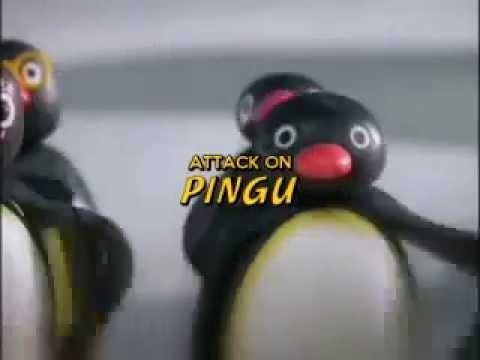 Shingeki no Kyojin OP Pingu ver.