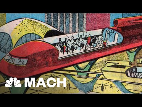Why Plans For High Speed Trains Never Got On Rails | Mach | NBC News