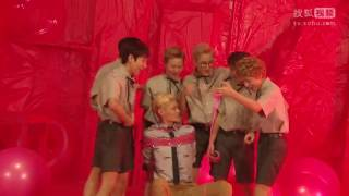 161010 Sohu NCT DREAM 《Chewing Gum》MV Behind the Scenes 2