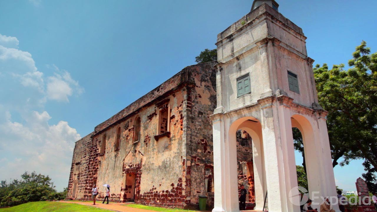 i visit to historical places in melaka