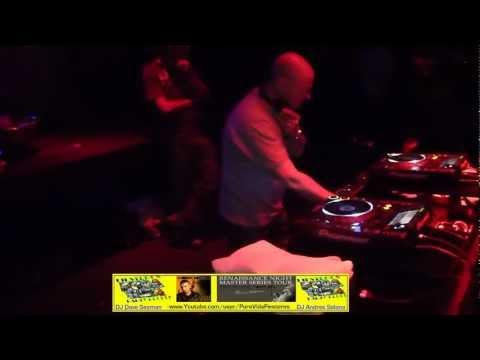 DJ Andres Solano - DJ Dave Seaman - Club Vertigo, Costa Rica, February 24th, 2012