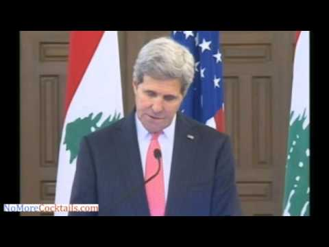 John Kerry: As of today, US has now spent $400 on Syrian refugees in Lebanon