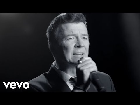 Rick Astley – Keep Singing (Official Music Video)