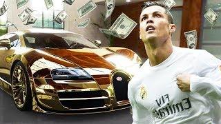تعرف على ثروات أغنى 10 لاعبين كرة قدم في العالم لعام 2018 !!