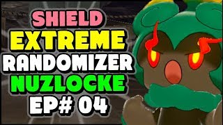 MARSHADOW In The Galar Mine! - Pokemon Sword and Shield Extreme Randomizer Nuzlocke Episode 4