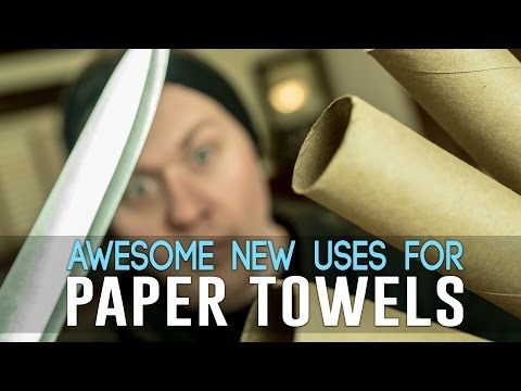 The Hidden Side Of Paper Towels Will Surprise You!