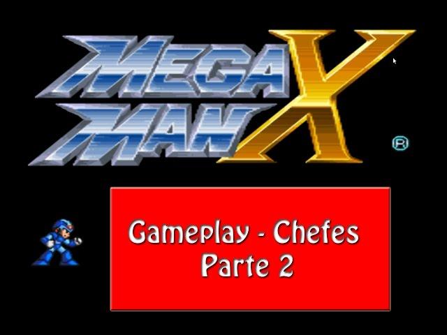 Mega Man X - Chefes