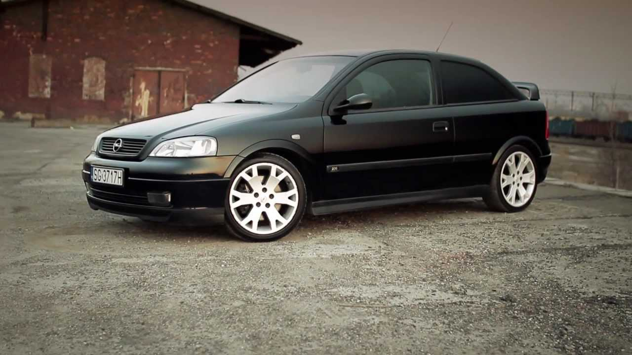 Astra G OPC by Minos - YouTube
