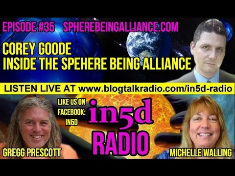In5D Radio - Corey Goode - Inside The Sphere Being Alliance