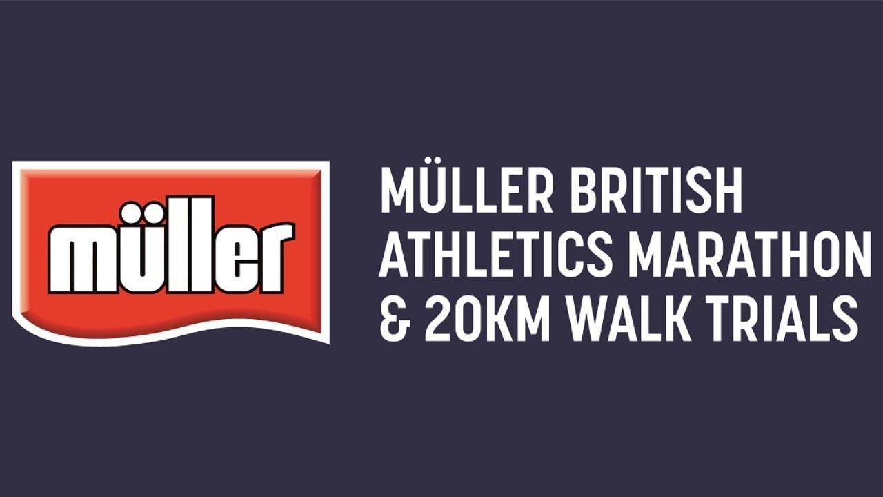 Live: Müller British Athletics Marathon and 20km Walk Trials