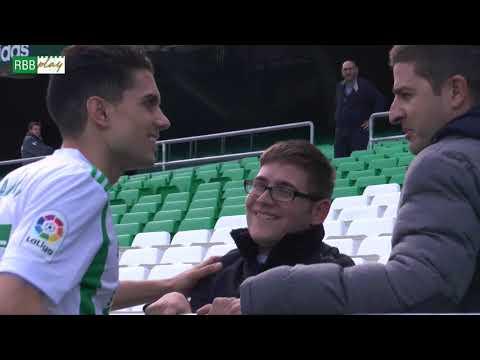 ¡Impresionante historia de Marc Bartra con un fan!