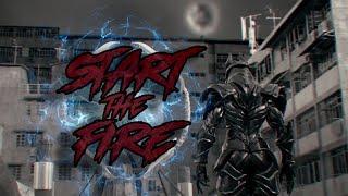 Смотреть клип Twelve Foot Ninja - Start The Fire
