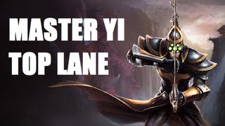 One of Anklespankin's most viewed videos: League of Legends - Reworked Master Yi - Full Game Commentary
