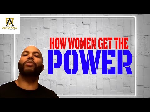 """Female Manipulation : How Women Get the """"Power"""" in Relationships"""