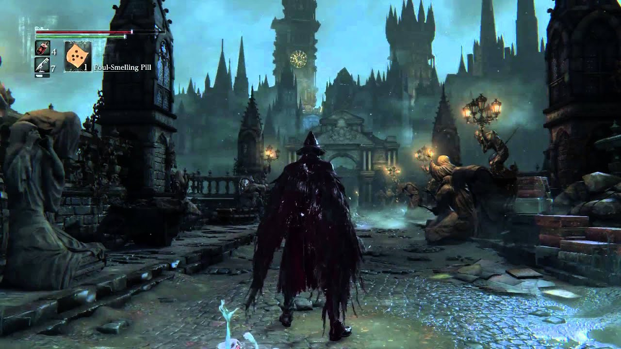 Bloodborne Alpha - Mechanics, Questions, & Discussion