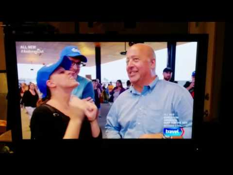 Andrew Zimmerns travel channel bucket lists!