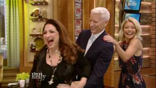 Conga Line with Gloria Estefan