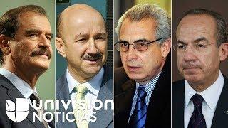 ¿Cuánto dinero reciben los expresidentes de México y sus empleados?