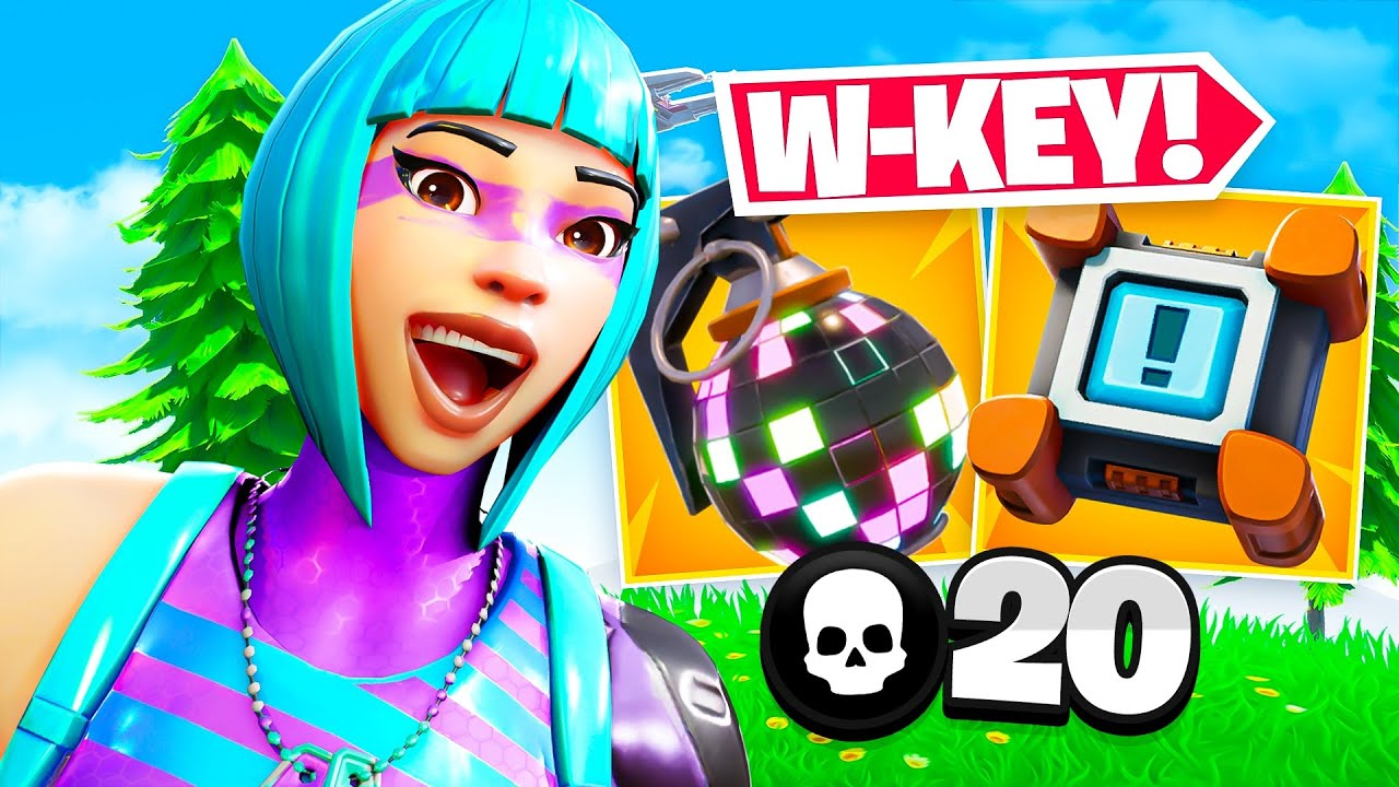 Download How To Effectively W-Key In Season 4 (Arena Tips & Tricks)