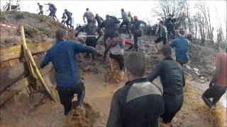 Tough Guy 2013 Highlights, Midlands 27th January 2013