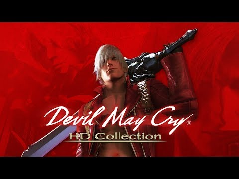 Devil May Cry HD Collection - Launch Trailer