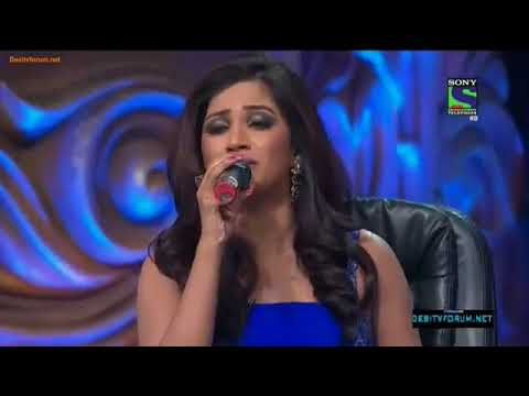 Shreya Ghoshal Indian Idol Junior 2013 Live Performances HD 270p 360p mp4  mp4