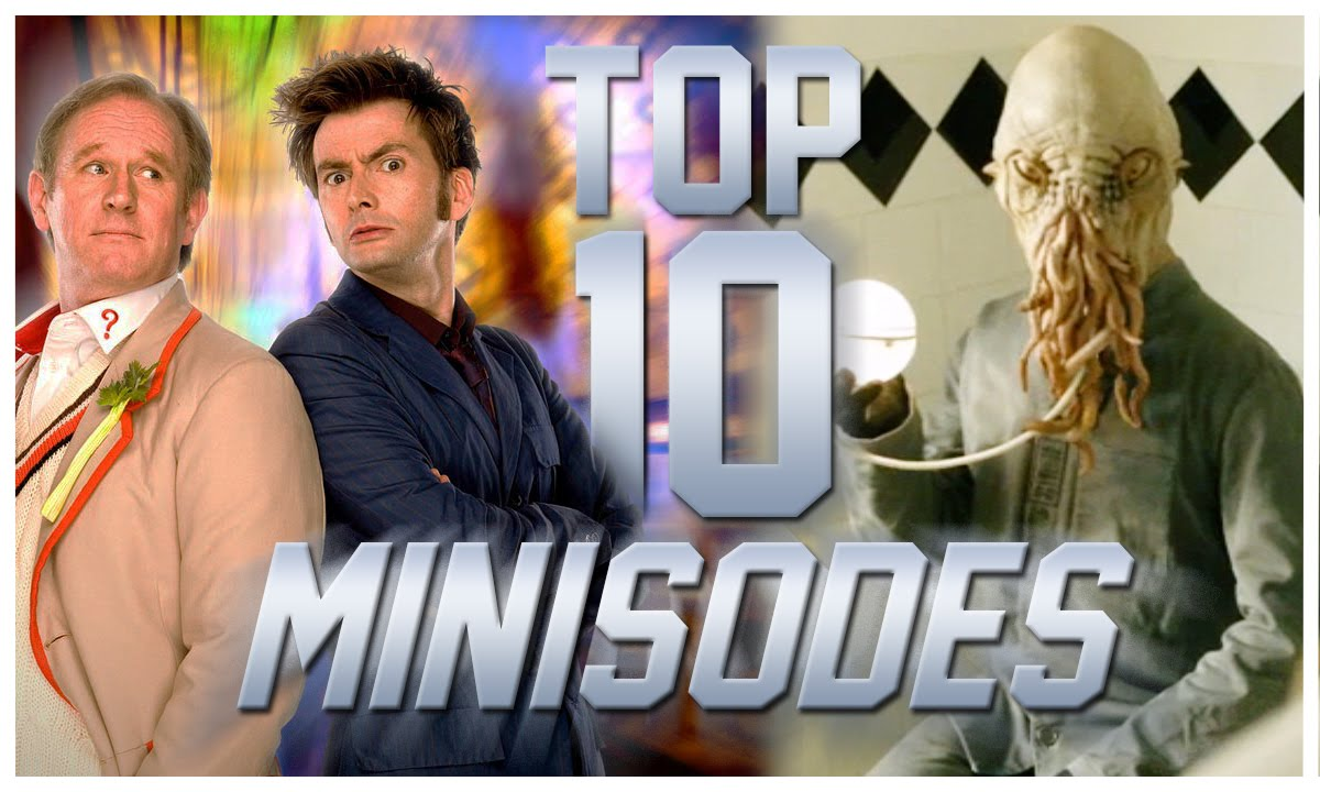 dr who minisodes