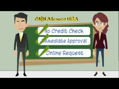 Welcome To Cash Advance USA -  Loans Online Fast & Simple To Apply