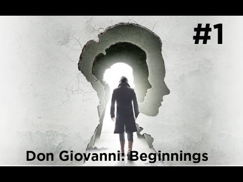 Don Giovanni - Kasper Holten's Video Diary #1: Beginnings (The Royal Opera)