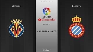 Video Gol Pertandingan Villarreal vs Espanyol