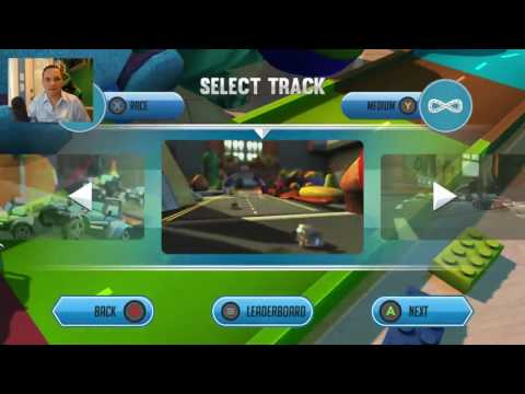 Super Toy Cars Xbox One Live Stream