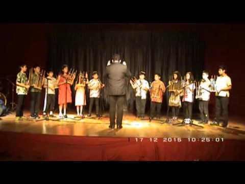 The Sound of Music in Angklung at Jakarta Multicultural School