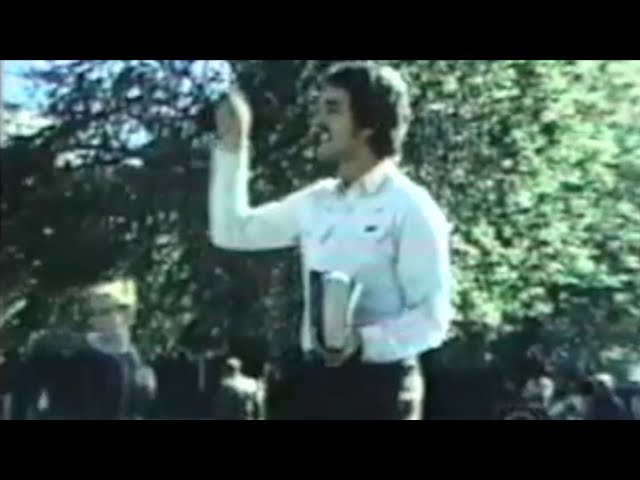Ray Comfort Open-Air Preaching - 1976 to 2018