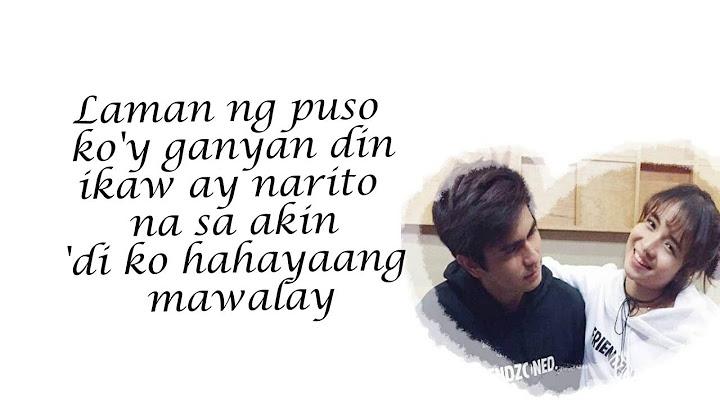 pag ibig na kaya lyrics  kristel fulgar  cj navato cover