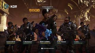 GEARS 5 KOTH - Onscreen Round