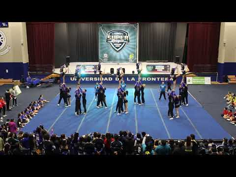TWISTER FAME BLACK DIVAS  SUPER LEAGUE 2017