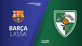 Fc barcelona lassa continued its winning ways with a hard-fought 78-72 win over the visiting zalgiris kaunas at palau blaugrana on thursday night. subscr...