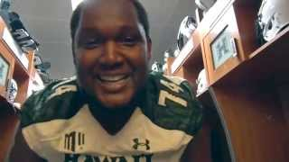 Hawaii Football Uptown Funk