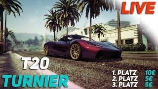 T20 TURNIER (+ PSC Gewinn) - GTA 5 Online [GERMAN] | HalbRahm