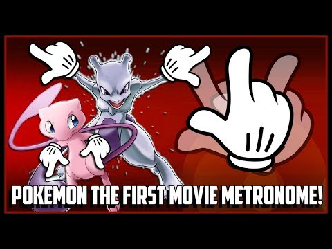 Pokemon The First Movie METRONOME Battle w/ Dobbs!