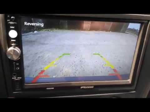 Как установить камеру заднего вида на автомобиль своими руками видео