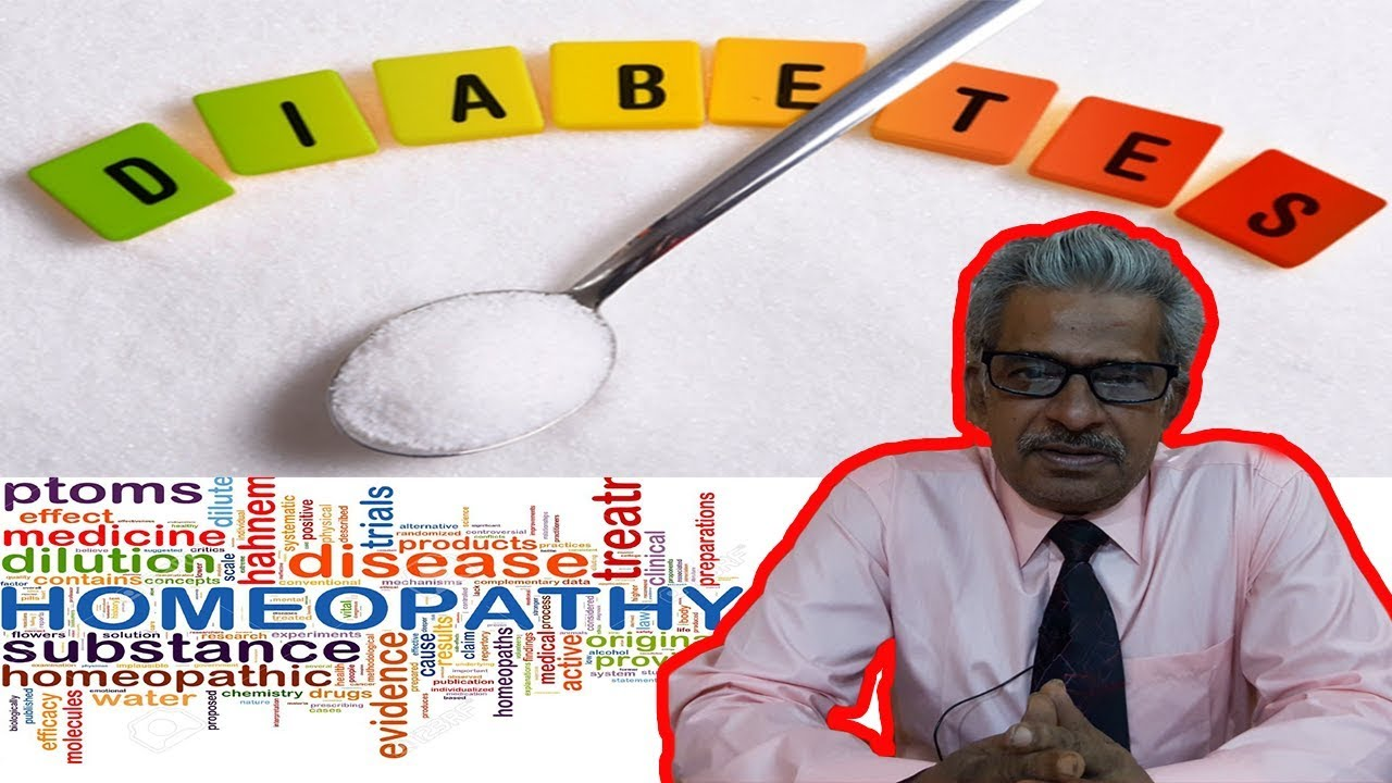 Diabetes Treatment in Homeopathy by Dr  P S  Tiwari