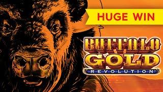 LOVE IT! Buffalo Gold Revolution Slot - BIG WIN!