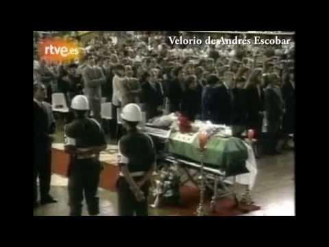 CRÓNICAS DE ARCHIVO 2014 | Asesinato de Andrés Escobar