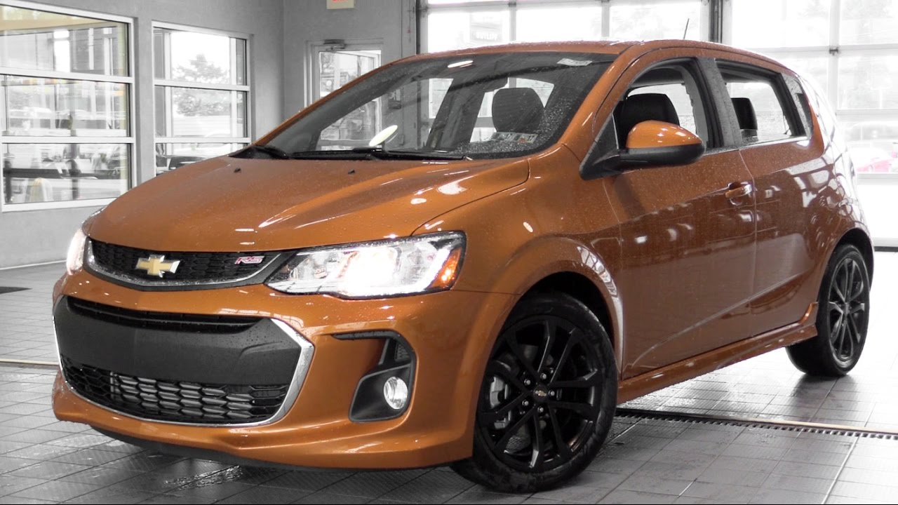2017 chevrolet sonic review doovi. Black Bedroom Furniture Sets. Home Design Ideas