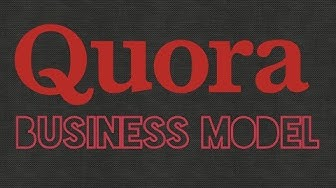 What is Quora and how it makes money | Quora business model